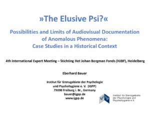 thumbnail of Eberhard Bauer- the elusive psi